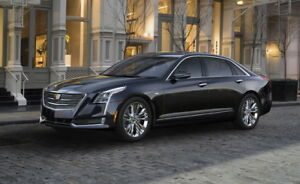 2016 Cadillac CT6 Traction intégrale Berline