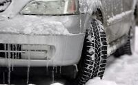 WINTER RIM AND TIRE SPECIAL - 235/40R18 $499 for a Set