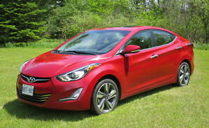 2014 Hyundai Elantra Limited Sedan