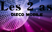 Disco Mobile Les 2 As