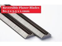 80mm Planer Blades-TCT 80mm Planer Blades 2 Pairs/ 4 Pieces Online