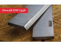 Dewalt DW733S Slotted HSS Planer Blades WM1044 Online