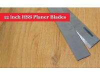 Order 12 inch HSS Planer Blades to suit Multico Planer Online