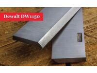Dewalt DW 1150 Planer blades knives DE 7333 - 1 Pair @ Online