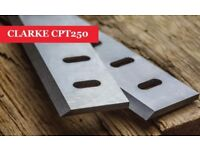 CLARKE CPT 250 PLANER KNIVES online At Low Cost