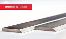 Planer Blades 205 x 21 x 3mm Online At UK