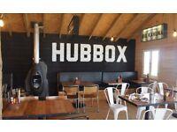 Bar & Waiting staff needed Hubbox Pentewan Sands