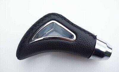 5Gang Schaltknauf Schalthebel Echt Leder Für Fiat Grande Punto 06-12 Linea