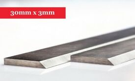 Planer Knives 30mm x 3mm-410mm long x 30mm high x 3mm thick Online