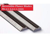 Buy 80.5mm Planer Blades online at woodfordtooling