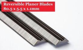 Get 80.5mm Planer Blades-TCT80.5mm Planer Blades 1 Pair/2 Pieces Online