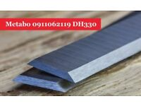 Online Metabo 0911062119 Pair Disposable Planer Blades DH330 Planer Thicknesser