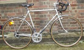 French vintage touring road bike MOTOBECANE frame size 23inch - 12 speed serviced WARRANTY