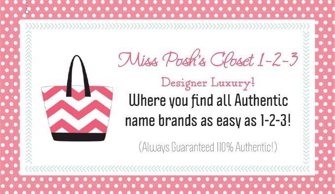 Miss Posh's Closet 1-2-3!