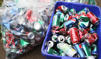 Do you throw your recyclables away????