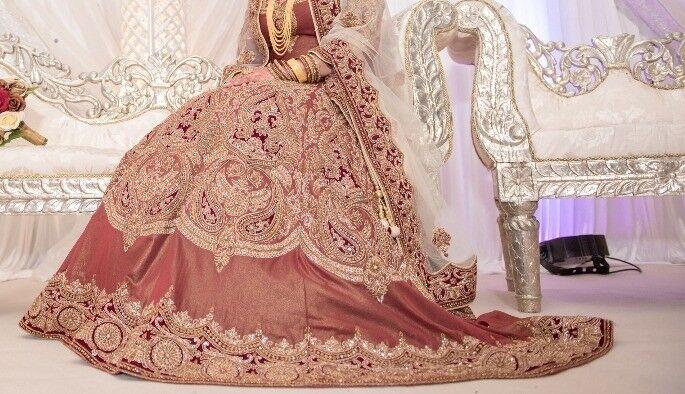 Asian Bridal Wedding Dress | in Stratford, London | Gumtree