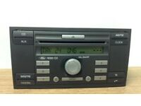 Ford 6000 Cd Stereo ( With Code). Perfect Condition Bargain £30