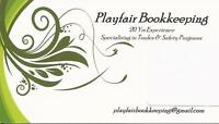 Playfair Bookkeeping