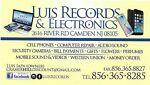 Luis Records-Electronics