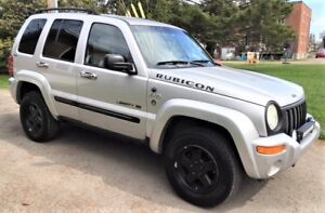 Jeep Liberty Limited Rubicon 4x4 à vendre
