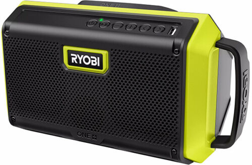 RYOBI 18V Speaker with Bluetooth Wireless Technology (Tool Only) #1670