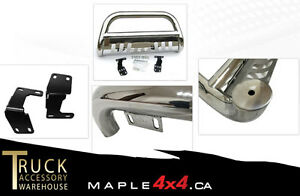 BULL BAR GRILLE GUARD - TOYOTA- RAM-TUNDRA-TITAN-F150-SILVERADO North Shore Greater Vancouver Area image 2