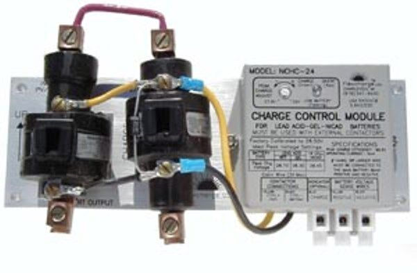 Flexcharge NCHC24100 | 24 Volt 100 Amp Solar and Wind Charge Controller