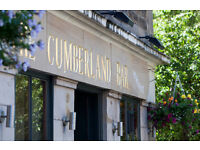 CHEF DE PARTIE REQUIRED FOR THE CUMBERLAND BAR