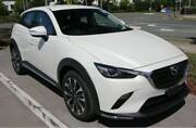 Mazda CX-3 STouring 2018 iActive AWD (MY19) Acton North Canberra Preview