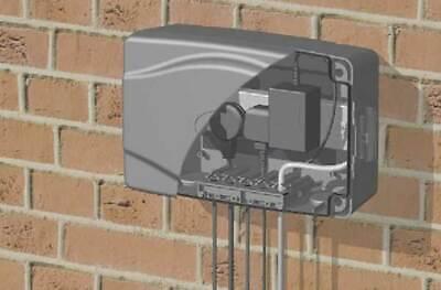 Masterplug Weatherproof Outside Power Connectionjunction Box.