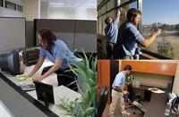 Hiring part time office cleaner for 5 evenings a week Belleville