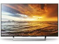 "Sony KDL43WD756 43"" Smart Full HD 1080p LED TV with Freeview HD"