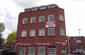 1-4 Person Office Space Available To Rent at Park House, Call 0208 961 1415