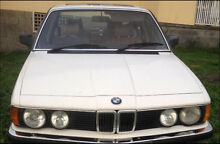 1985 BMW 735i WRECKING Old Beach Brighton Area Preview