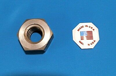 2-4 Acme Hex Nut Steel Each Heavy Pattern Style Fits 2 Inch Acme Threaded Rod