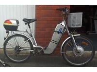 x2 Sakura Electric Bikes for SALE