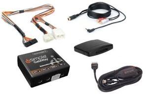 Bluetooth streaming music kit +3.5mm MP3 aux audio input jack. 03+ Honda radio