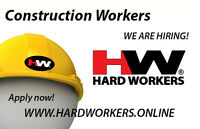 Large Construction Project (All Positions Available)