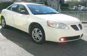 2007 PONTIAC G-6 3.5 AUTOMATIQUE