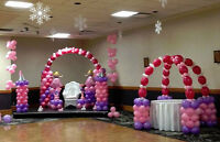 Affordable Balloon Decorations