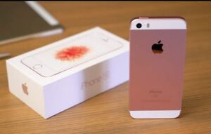 iPhone 5 SE Rose Gold