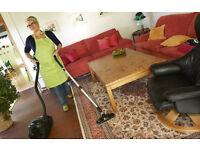 Cleaning job domestic houses Uxbridge UB8 UB10 Hillingdon cleaner part time