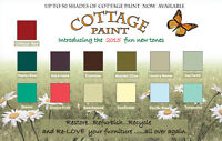 COTTAGE PAINT NEW COLORS HAVE ARRIVED
