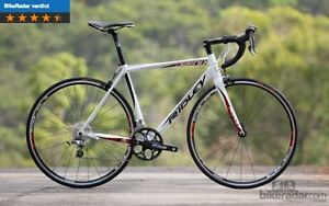 Must Sell:  Ridley Fenix Road bike for touring to triathlons.