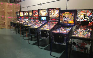 NITRO PINBALL Sales & Support - Now Open 7 Days a Week!