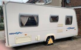 Touring Caravan for sale: Bailey Ranger Series 5 460/4 2008