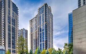 Yonge/Sheppard 1 Bedroom Condo unit for Rent