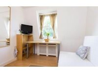 Fast studio in Penywern Road, Earl's Court, London SW5 - all the bills- now!