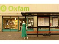 Oxfam Shop Assistant (volunteer)