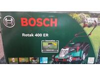 *BRAND NEW BOXED* BOSCH 400 ELECTRIC ROTARY LAWNMOWER